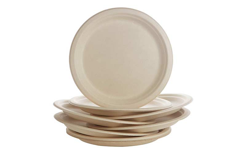 Compostable Plates